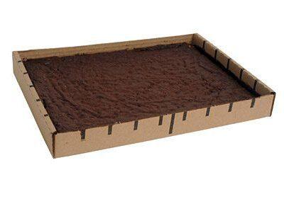Brownie 1/4 Sheet