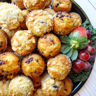 Assorted Muffin Tray (12)
