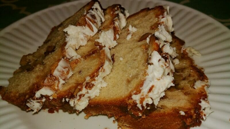 daily freshly baked cakes